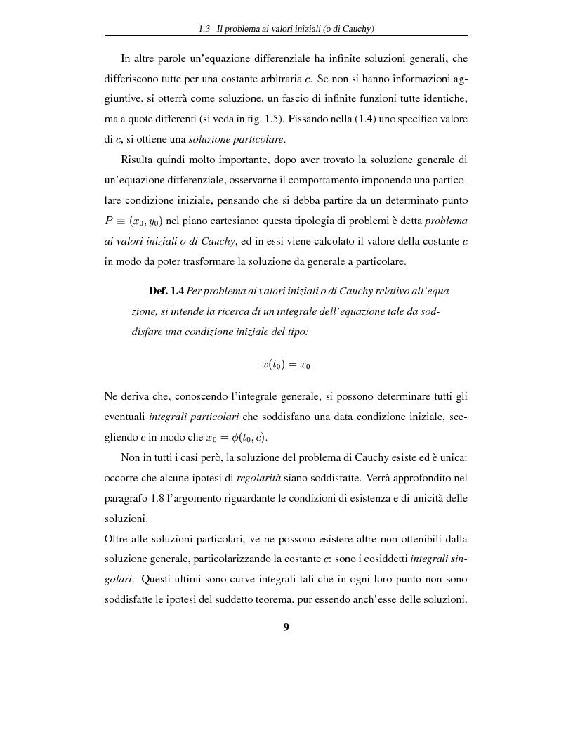 Anteprima della tesi: Sistemi dinamici: questioni di stabilità ed applicazioni economiche, Pagina 12