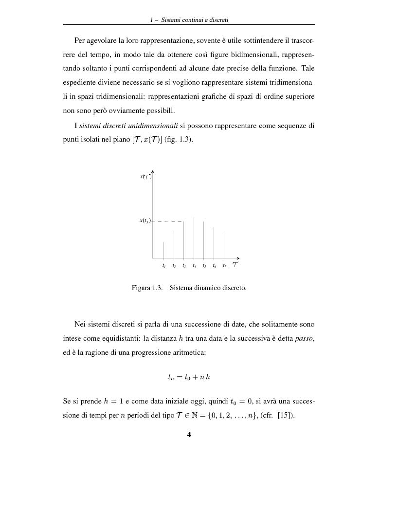 Anteprima della tesi: Sistemi dinamici: questioni di stabilità ed applicazioni economiche, Pagina 7