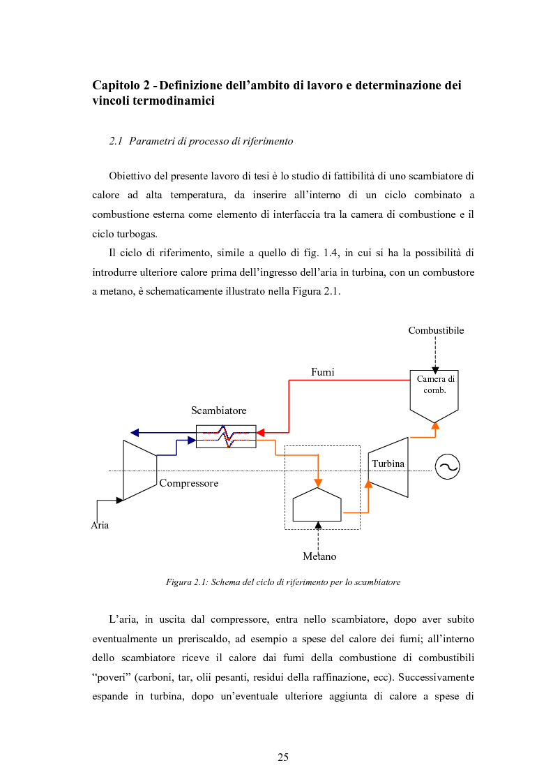 Anteprima della tesi: Studio di fattibilità e verifica secondo la normativa nucleare di uno scambiatore di calore ad alta temperatura, Pagina 12