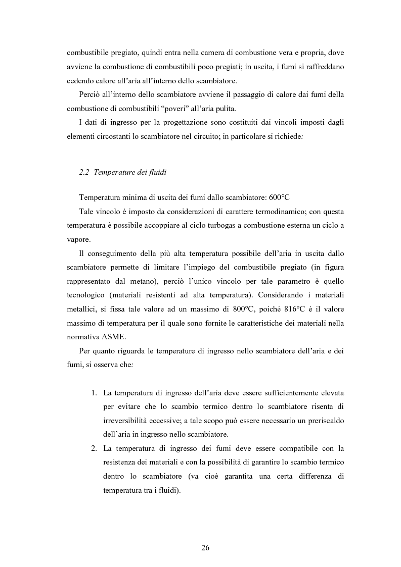Anteprima della tesi: Studio di fattibilità e verifica secondo la normativa nucleare di uno scambiatore di calore ad alta temperatura, Pagina 13