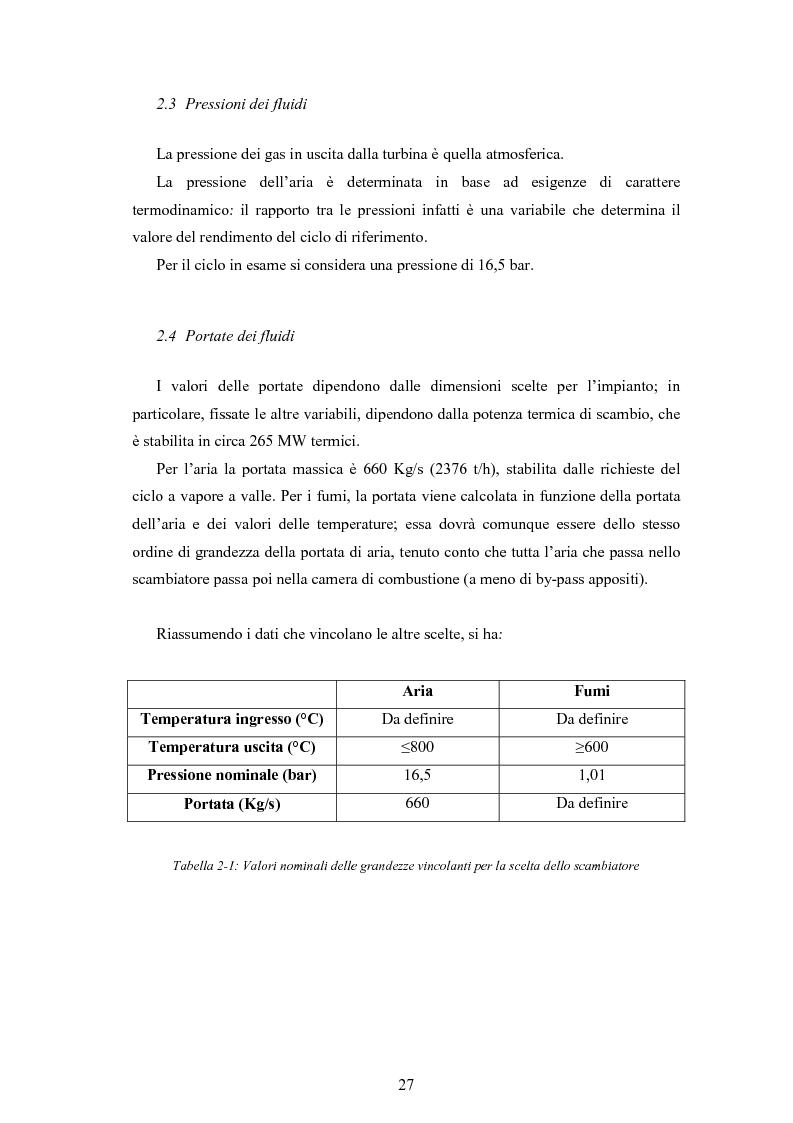 Anteprima della tesi: Studio di fattibilità e verifica secondo la normativa nucleare di uno scambiatore di calore ad alta temperatura, Pagina 14