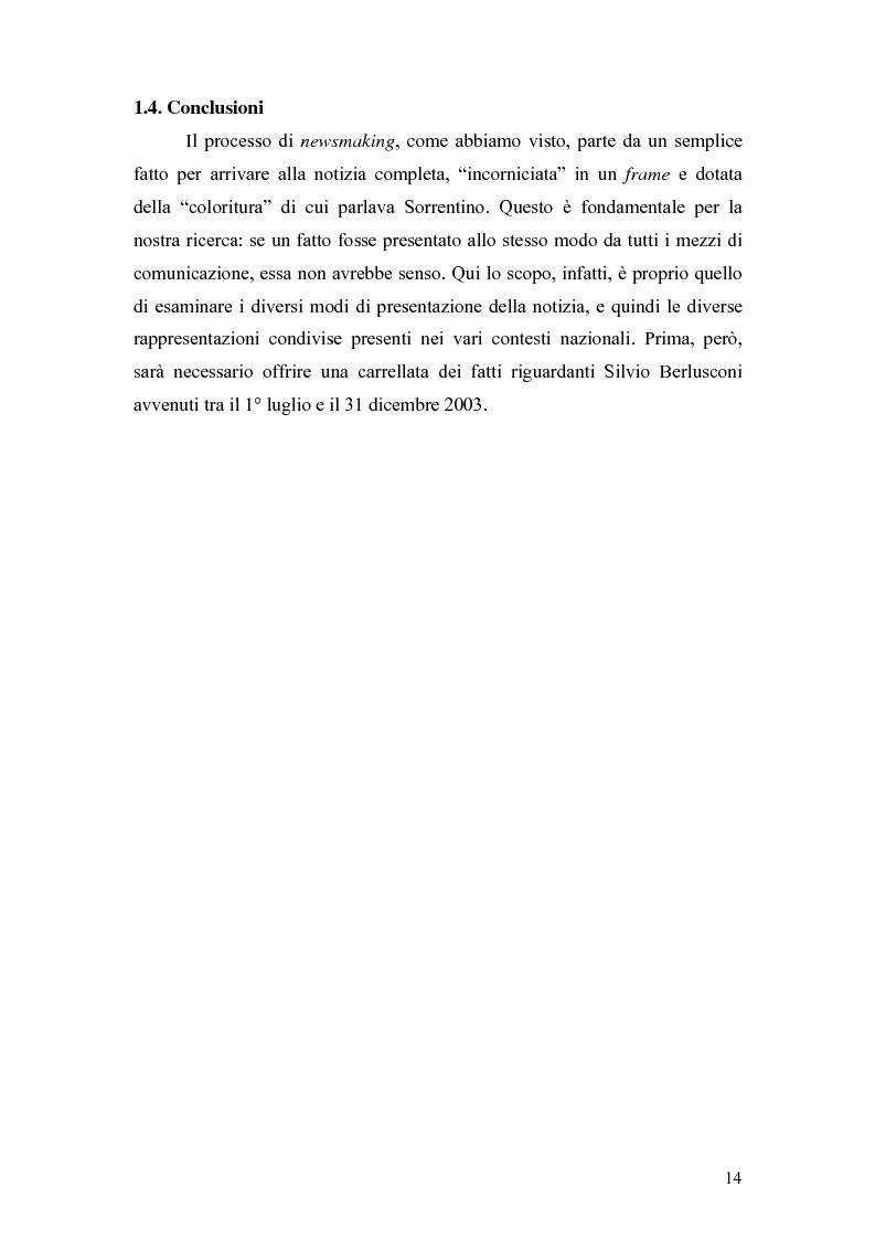 Anteprima della tesi: ''So, Mr. Berlusconi?'' La stampa estera e il semestre di presidenza italiana in Europa, Pagina 14