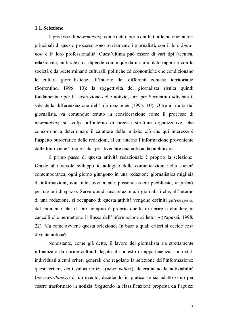 Anteprima della tesi: ''So, Mr. Berlusconi?'' La stampa estera e il semestre di presidenza italiana in Europa, Pagina 5