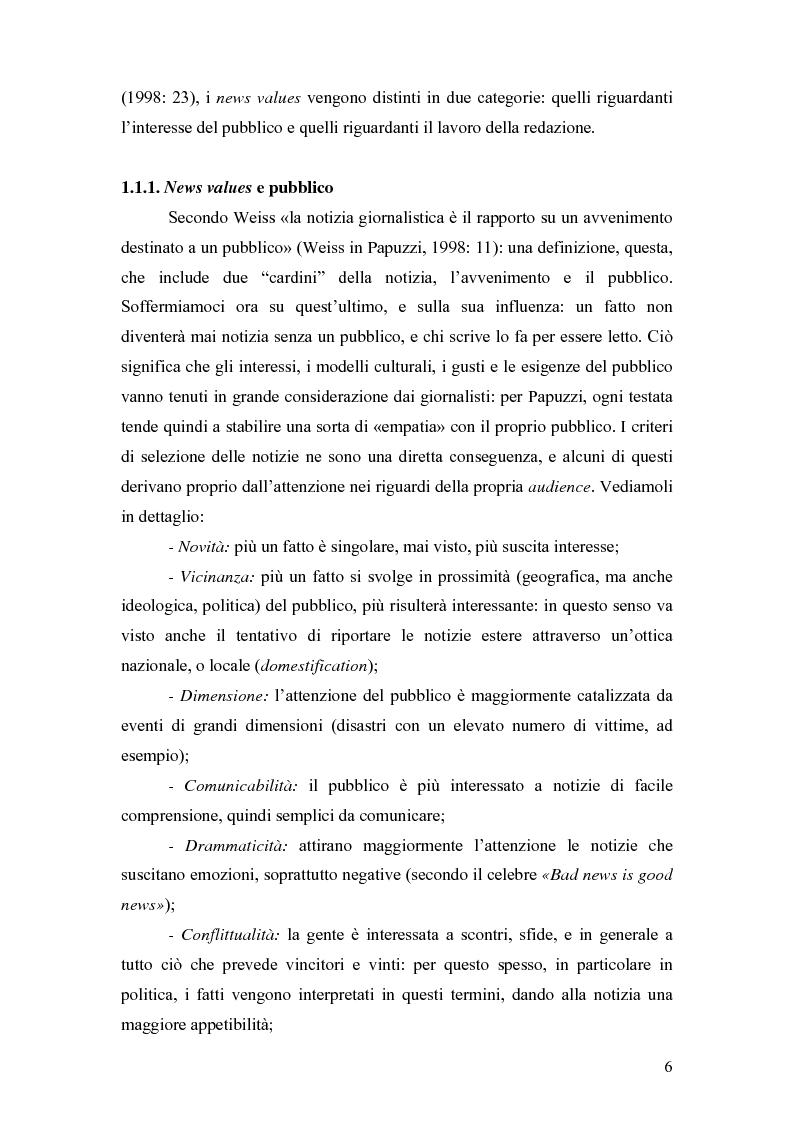 Anteprima della tesi: ''So, Mr. Berlusconi?'' La stampa estera e il semestre di presidenza italiana in Europa, Pagina 6