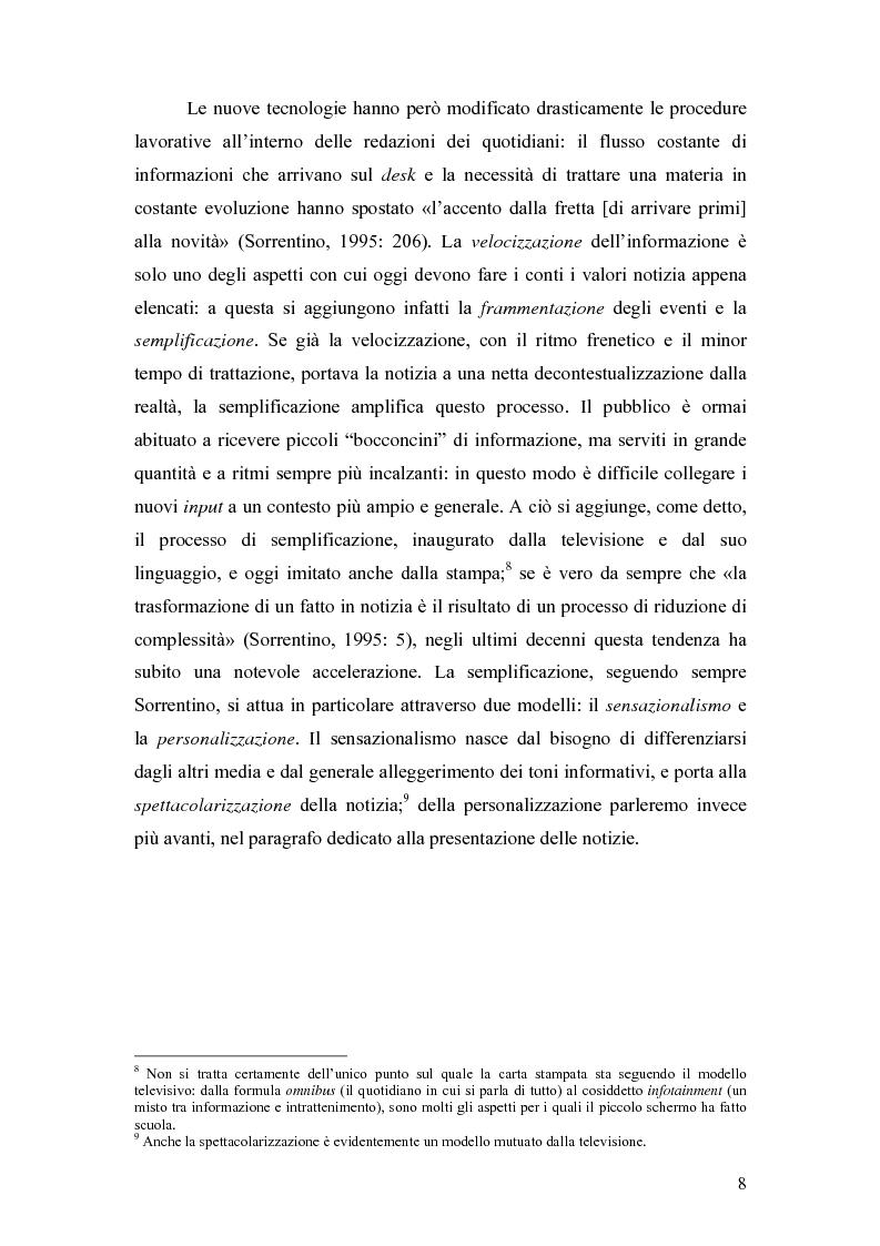 Anteprima della tesi: ''So, Mr. Berlusconi?'' La stampa estera e il semestre di presidenza italiana in Europa, Pagina 8