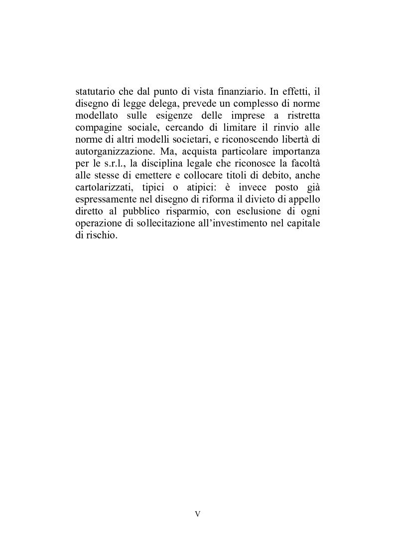 Anteprima della tesi: I Finanziamenti agevolati alle PMI nel Mezzogiorno, Pagina 5