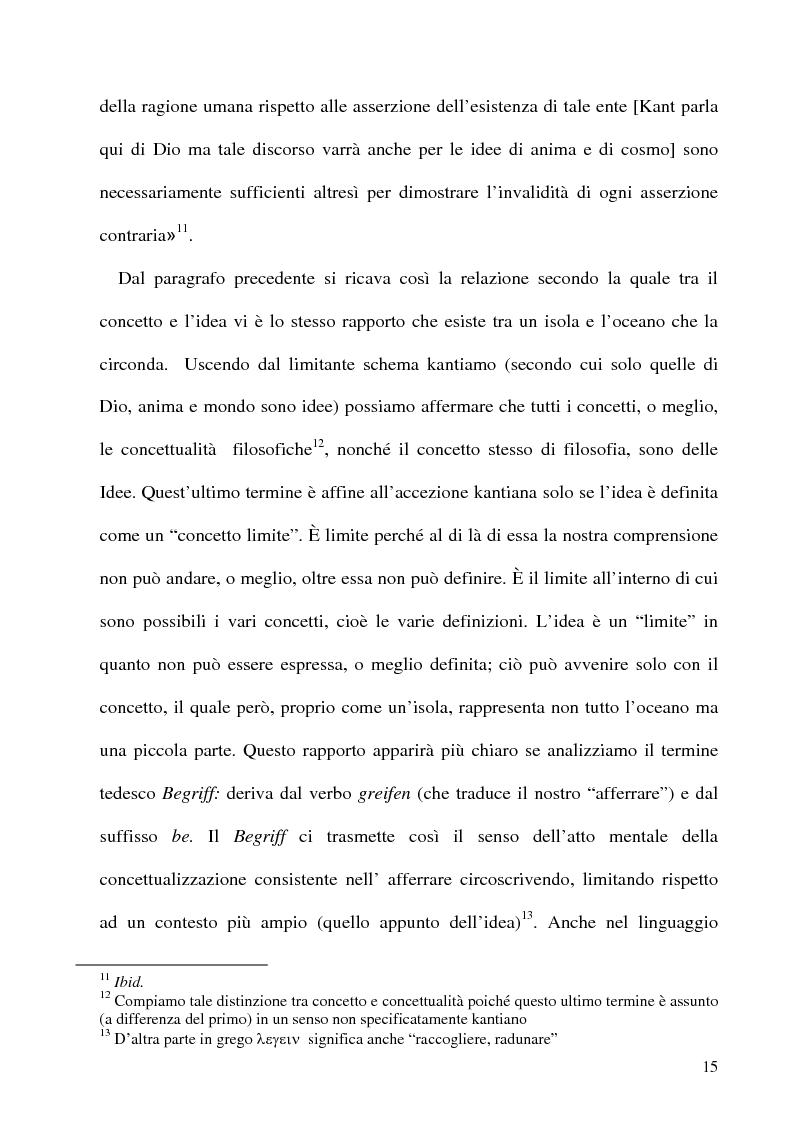 Anteprima della tesi: Husserl storico della filosofia, Pagina 13