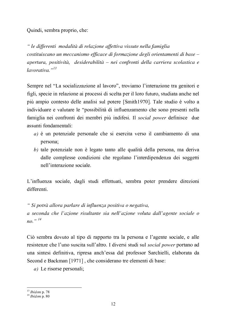 Anteprima della tesi: Ufficio Stranieri: una umanità professionale nascosta, Pagina 10