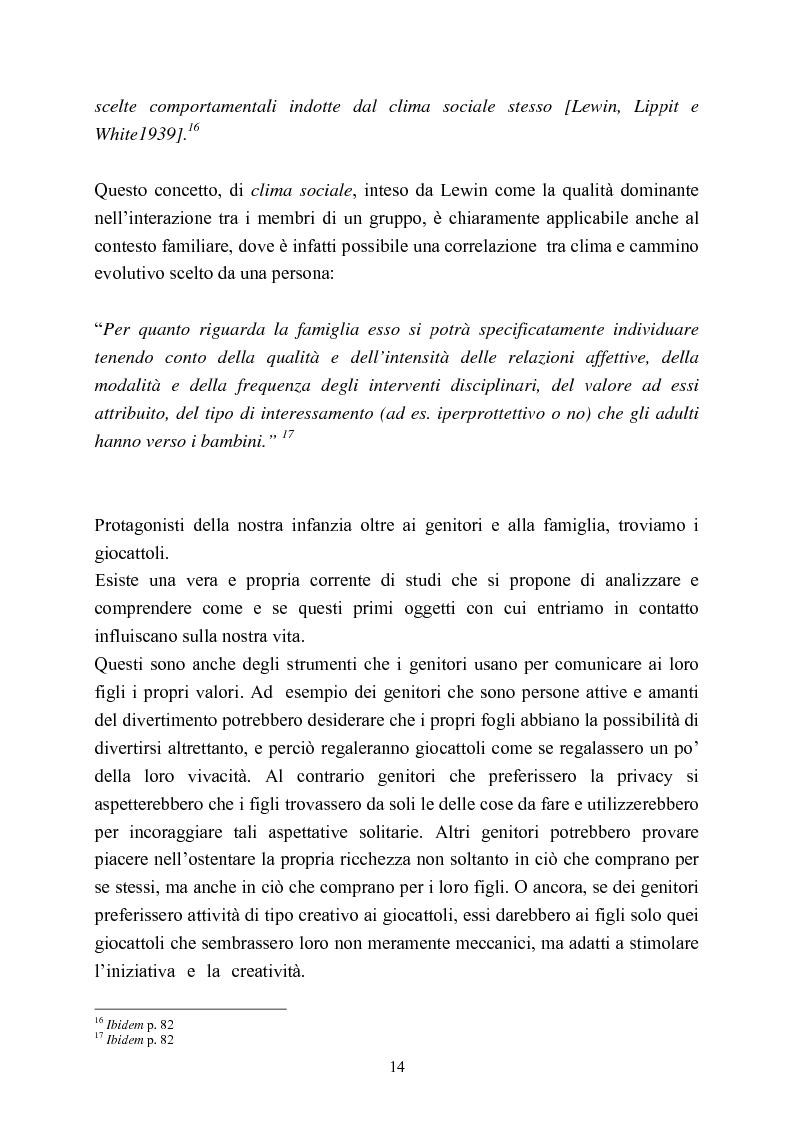 Anteprima della tesi: Ufficio Stranieri: una umanità professionale nascosta, Pagina 12