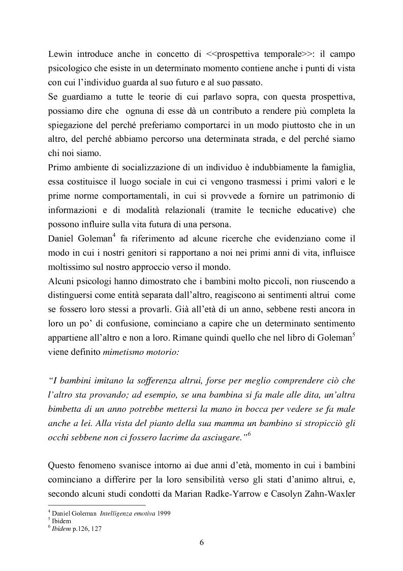 Anteprima della tesi: Ufficio Stranieri: una umanità professionale nascosta, Pagina 4