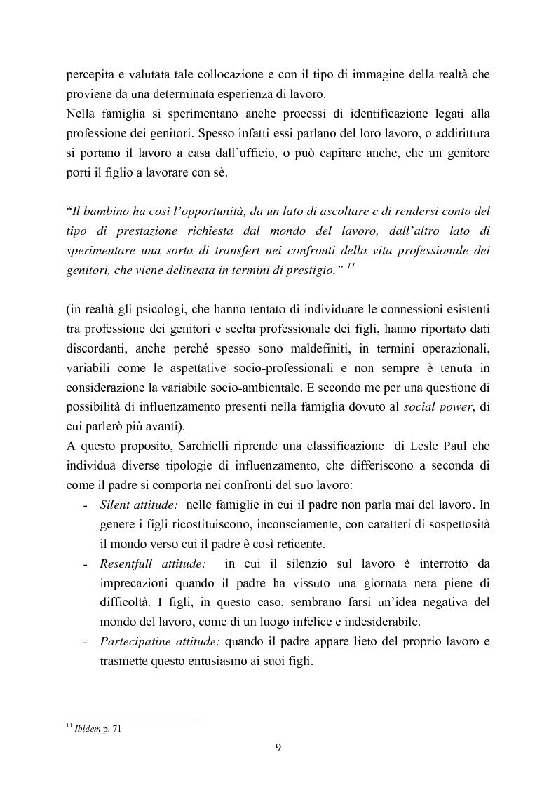 Anteprima della tesi: Ufficio Stranieri: una umanità professionale nascosta, Pagina 7
