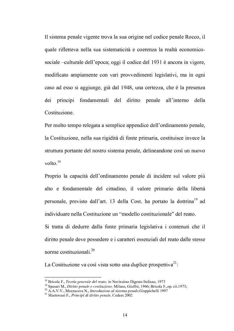 Anteprima della tesi: Il contrabbando di tabacchi lavorati esteri ex art. 291bis, Pagina 10