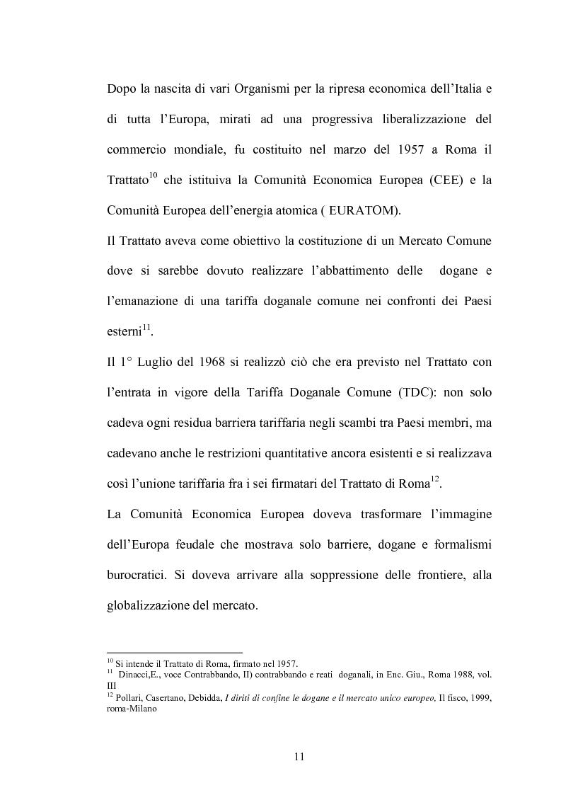 Anteprima della tesi: Il contrabbando di tabacchi lavorati esteri ex art. 291bis, Pagina 7