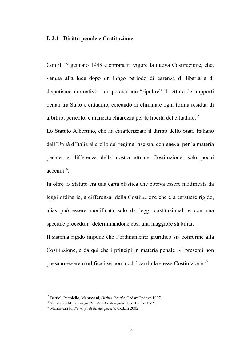 Anteprima della tesi: Il contrabbando di tabacchi lavorati esteri ex art. 291bis, Pagina 9