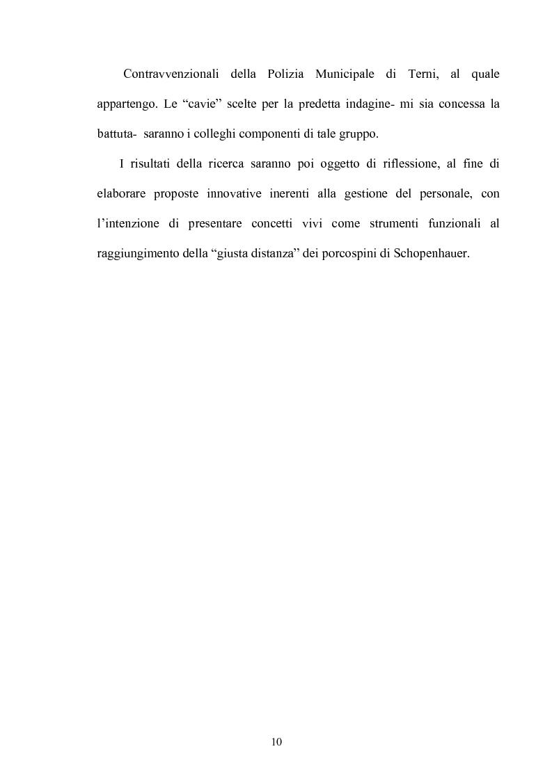 Anteprima della tesi: La comunicazione nel rapporto gerarchico, Pagina 8