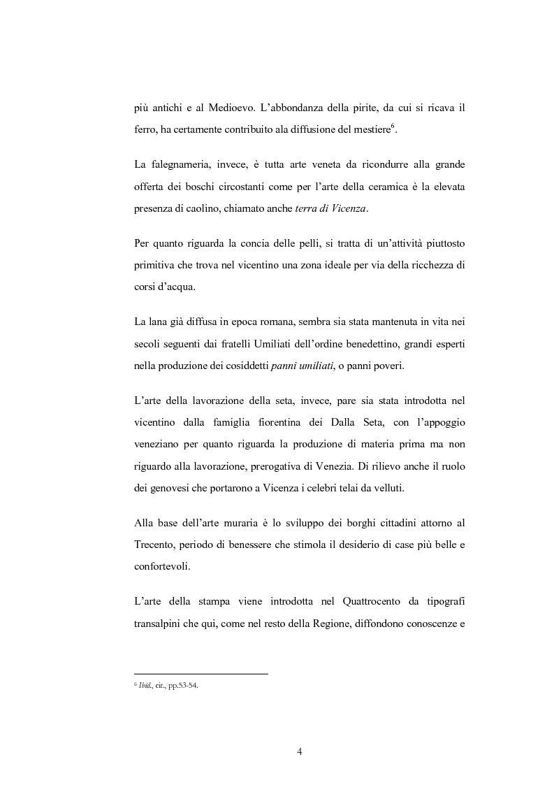 Anteprima della tesi: Evoluzione e trasformazioni del meccanico vicentino dal secondo dopoguerra al duemila, Pagina 4