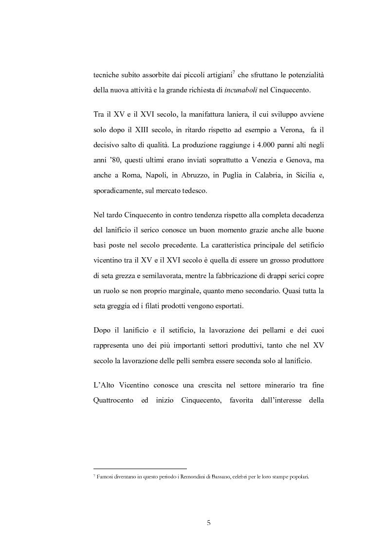 Anteprima della tesi: Evoluzione e trasformazioni del meccanico vicentino dal secondo dopoguerra al duemila, Pagina 5