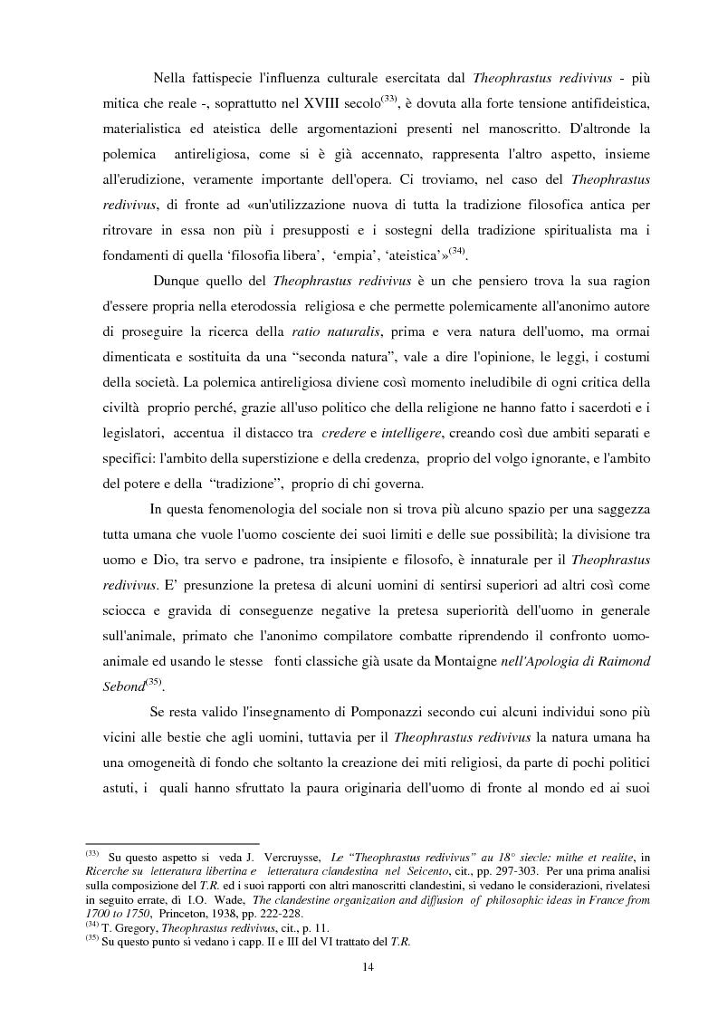 Anteprima della tesi: Il seicentesco Theophrastus redivivus come fonte storiografica, Pagina 13