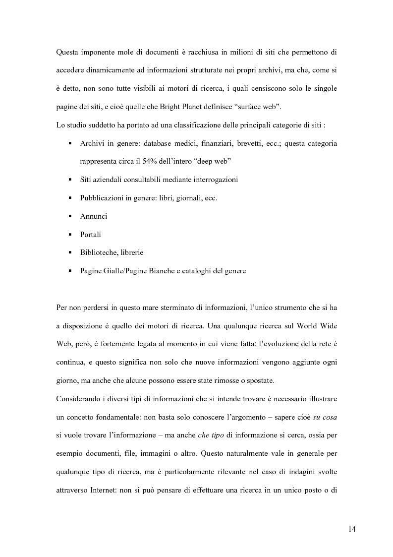 Anteprima della tesi: Cento anni di studi liutari: una bibliografia organologica verificata tramite internet, Pagina 12