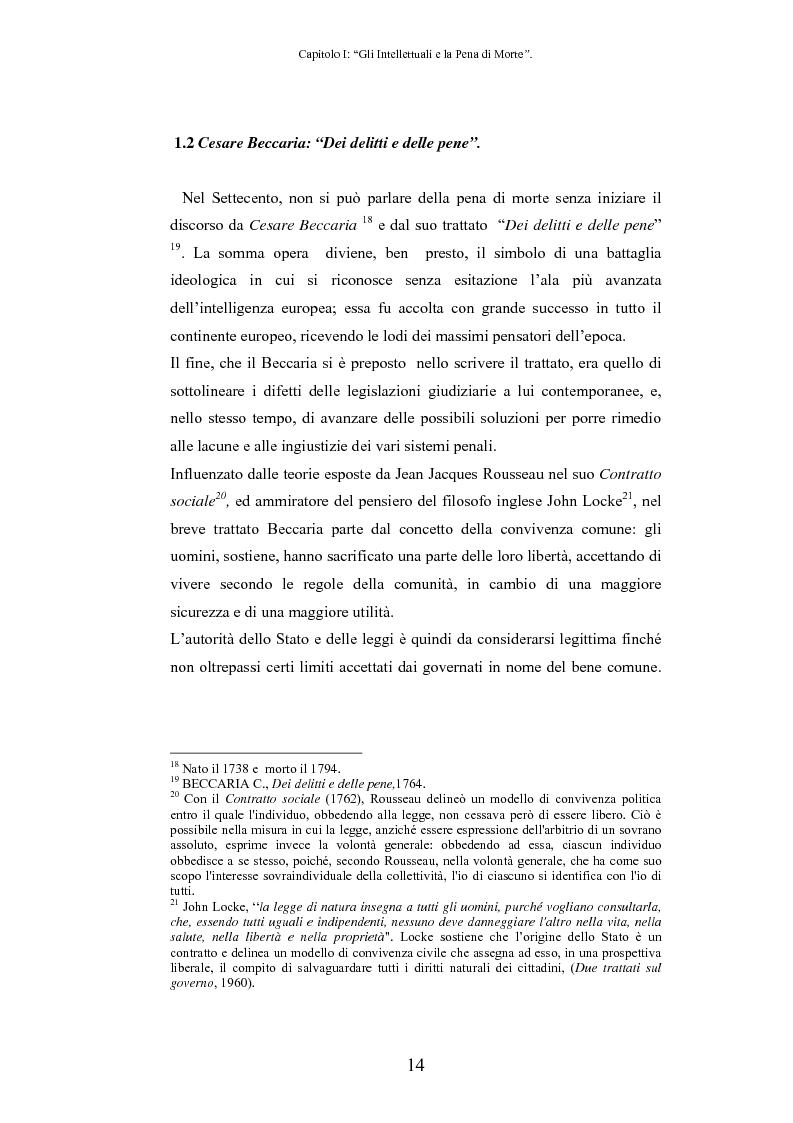 Anteprima della tesi: L'Influenza Mediatica nella Pena di Morte, Pagina 10