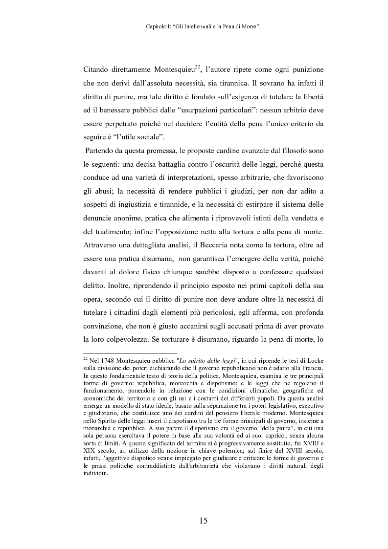 Anteprima della tesi: L'Influenza Mediatica nella Pena di Morte, Pagina 11