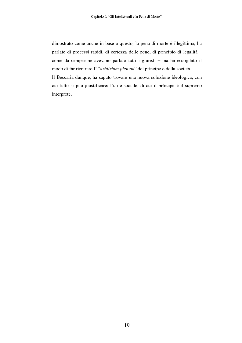 Anteprima della tesi: L'Influenza Mediatica nella Pena di Morte, Pagina 15