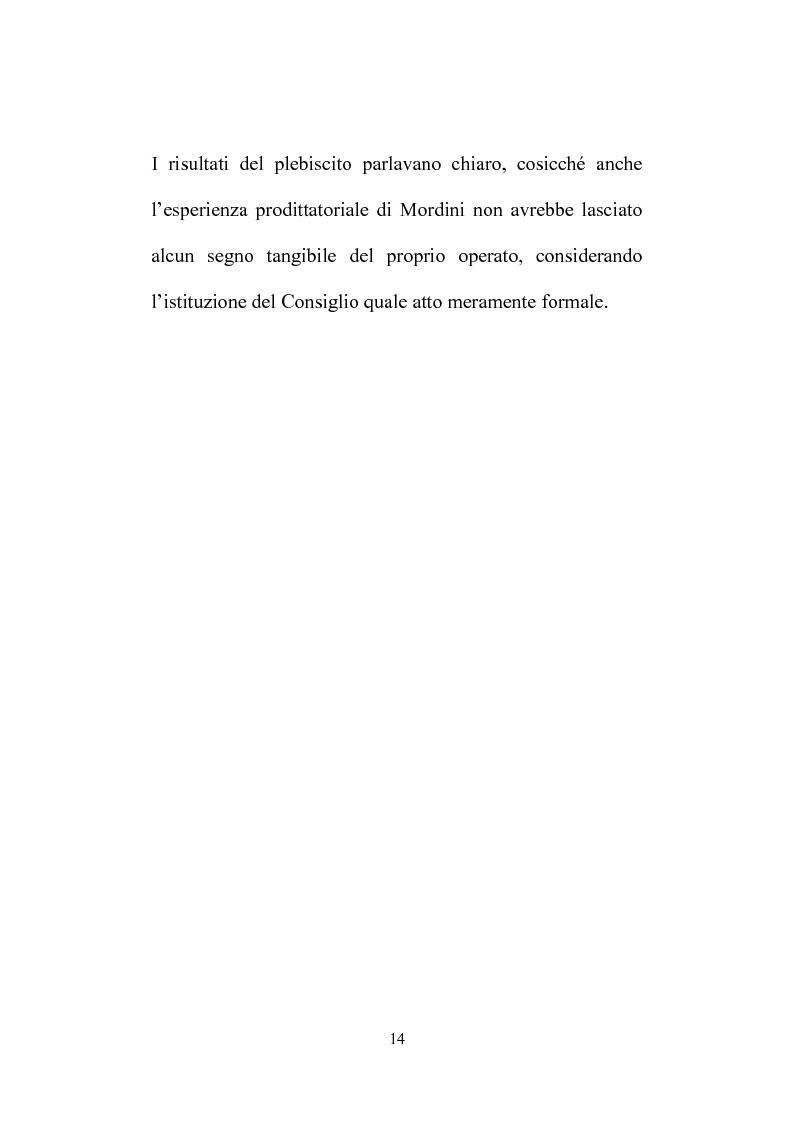 Anteprima della tesi: Il Consiglio Straordinario di Stato in Sicilia, Pagina 10