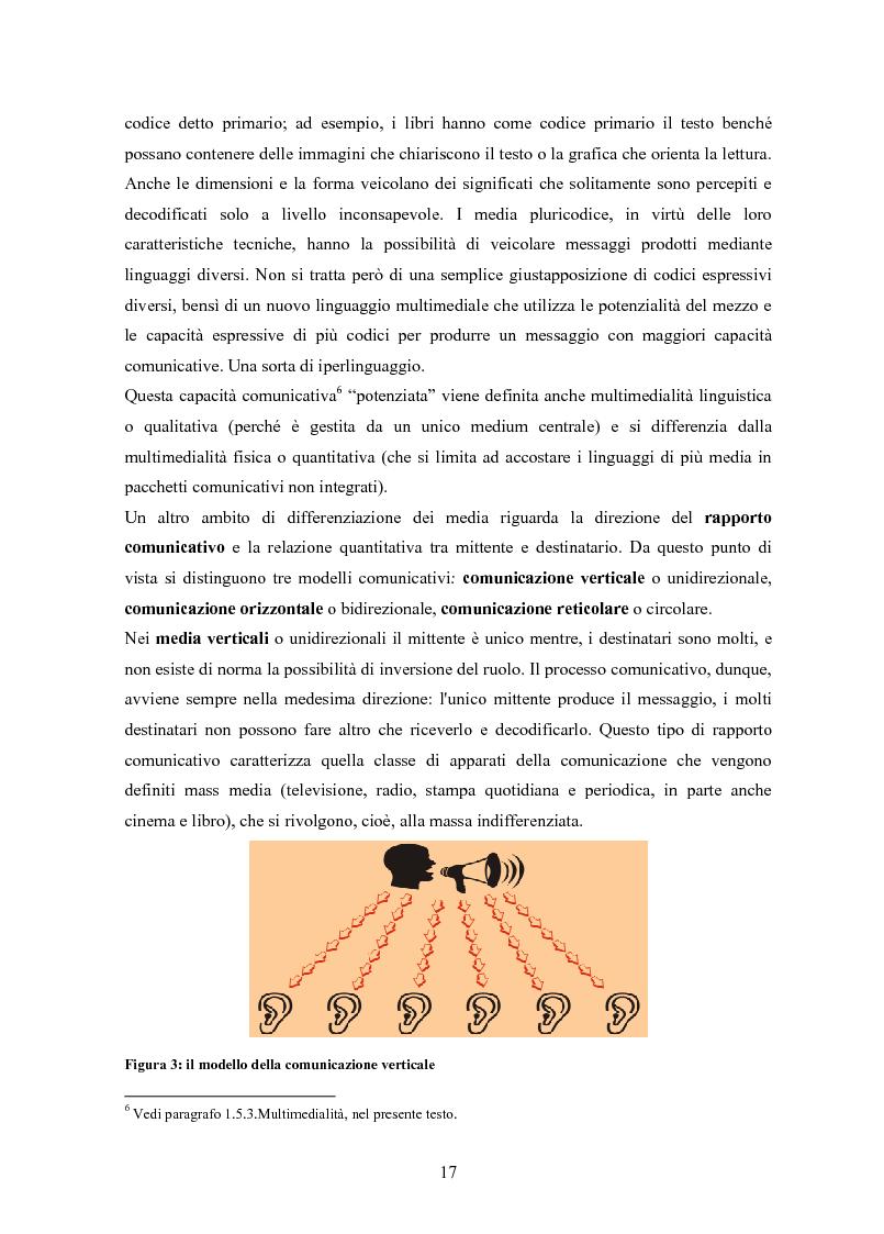 Anteprima della tesi: Logiche e strumenti della pubblicità digitale, Pagina 14