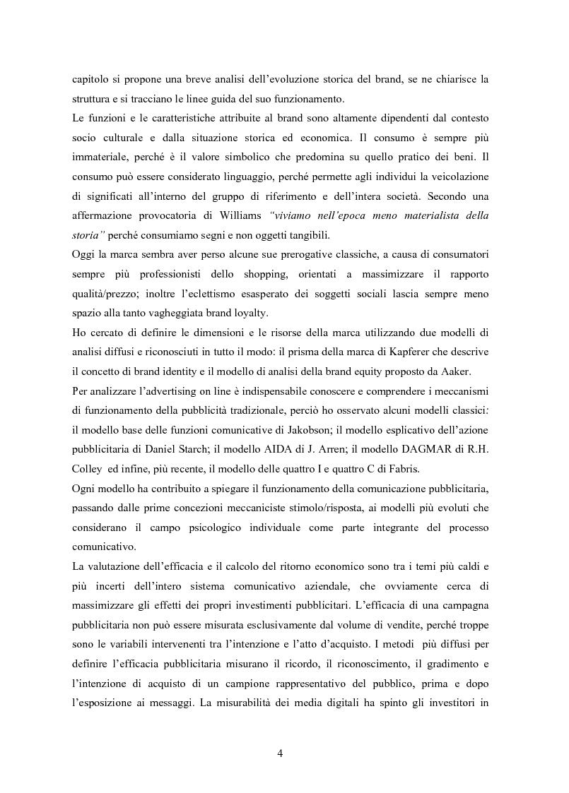 Anteprima della tesi  Logiche e strumenti della pubblicità digitale cf46dd6b91bd