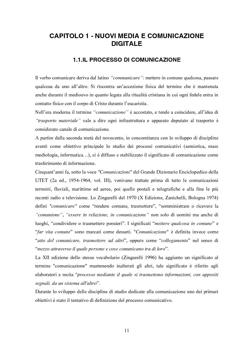 Anteprima della tesi: Logiche e strumenti della pubblicità digitale, Pagina 8