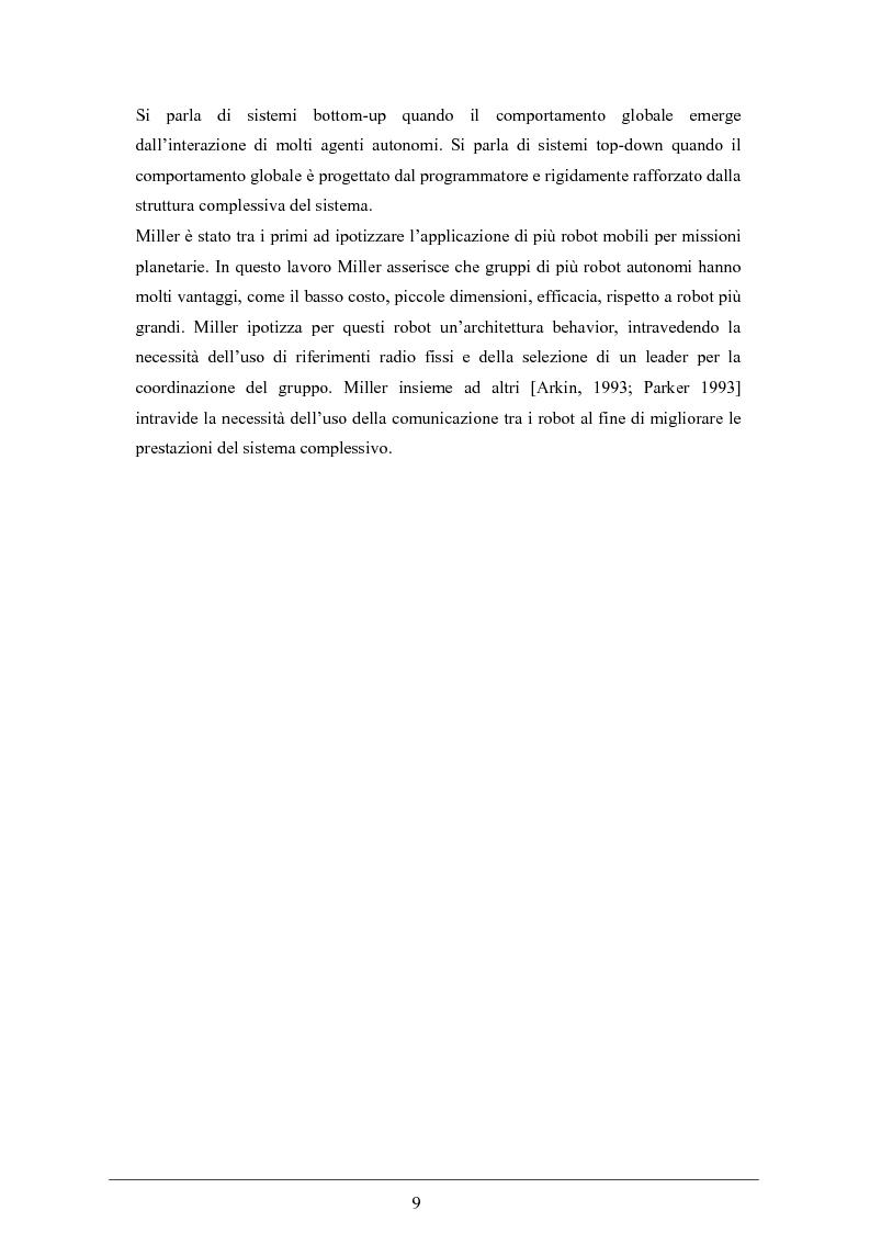 Anteprima della tesi: Controllo cinematico di un plotone di veicoli autonomi, Pagina 5