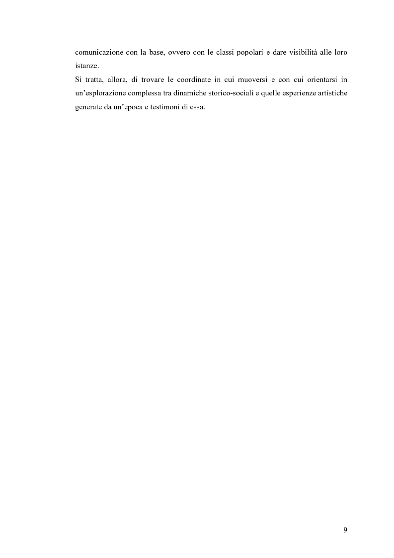 Anteprima della tesi: Argentina: la storia attraverso la macchina da presa, Pagina 5