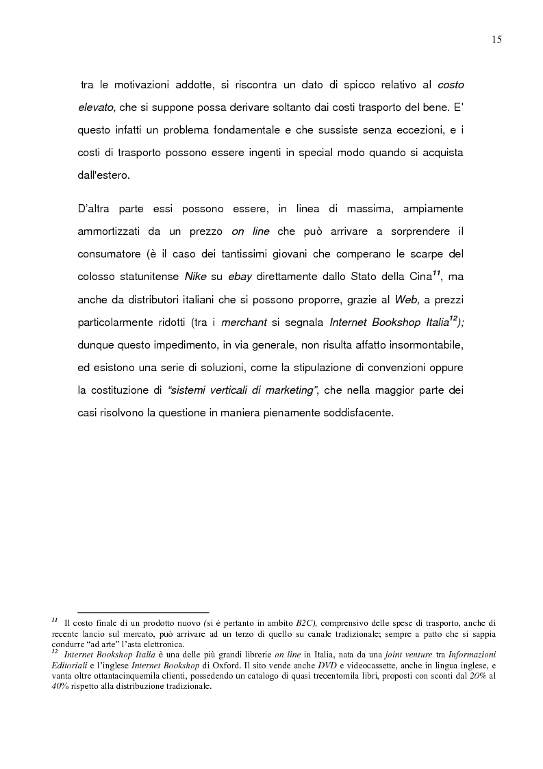 Anteprima della tesi: Il caso Ebay: fattori critici di successo, Pagina 12