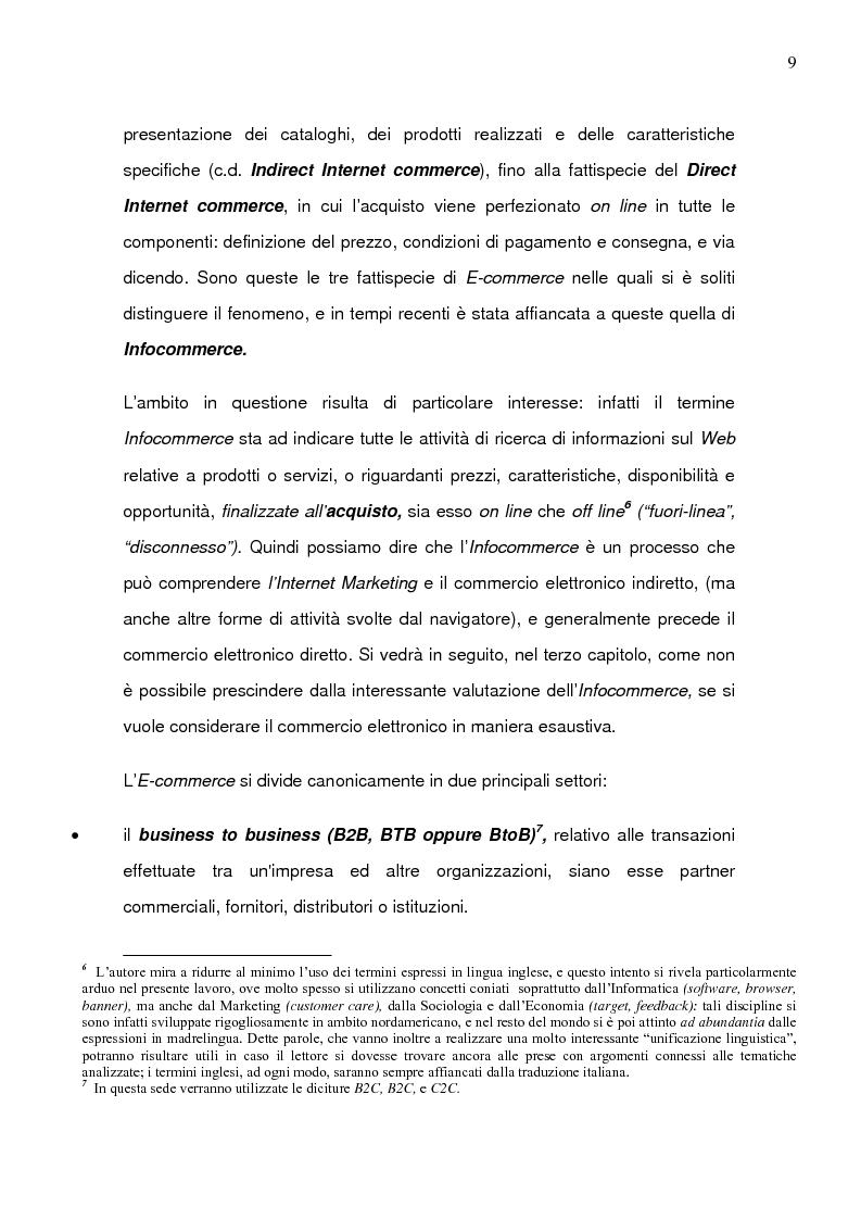 Anteprima della tesi: Il caso Ebay: fattori critici di successo, Pagina 6