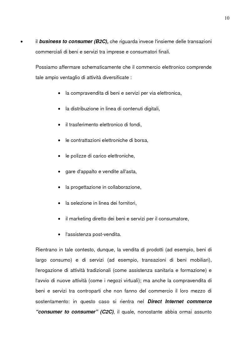 Anteprima della tesi: Il caso Ebay: fattori critici di successo, Pagina 7