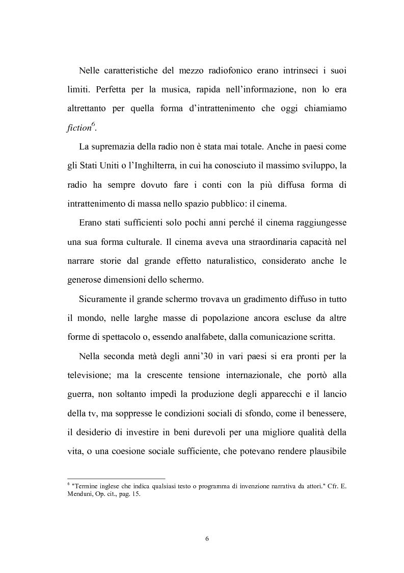 Anteprima della tesi: Ruolo della televisione nella socializzazione dei minori, Pagina 6