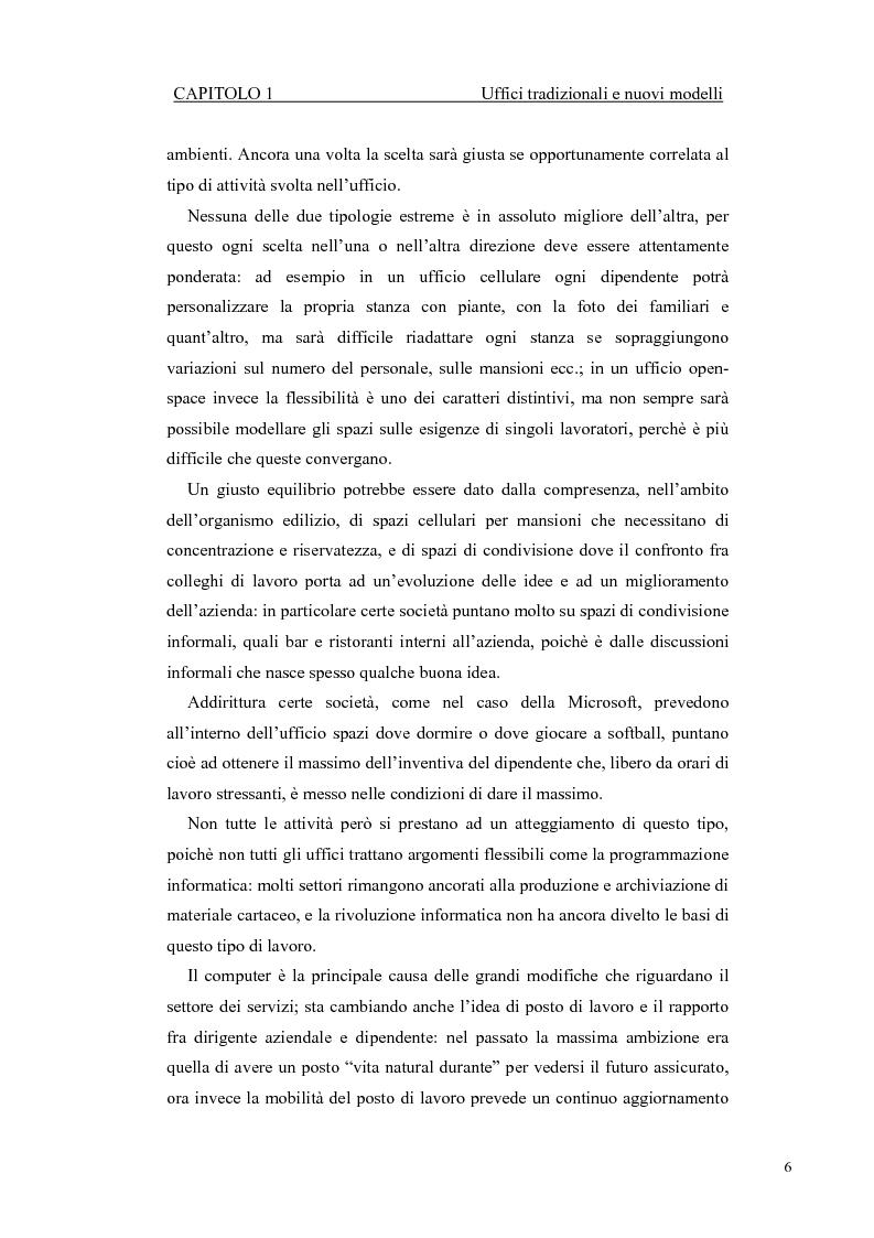 Anteprima della tesi: Progetto di ampliamento della Sede del Consorzio Idrico di Nuoro con Analisi tecnico-energetica dell'involucro dell'edificio, Pagina 6