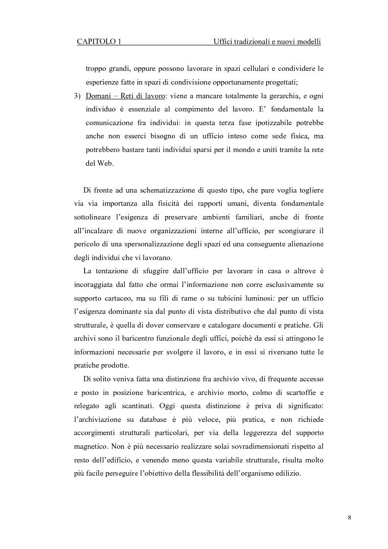 Anteprima della tesi: Progetto di ampliamento della Sede del Consorzio Idrico di Nuoro con Analisi tecnico-energetica dell'involucro dell'edificio, Pagina 8