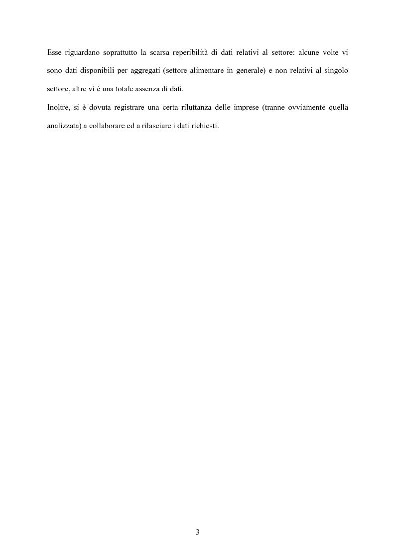 Anteprima della tesi: Strategia d'impresa e analisi di settore: il caso Michele Chiarlo S.r.l., Pagina 3
