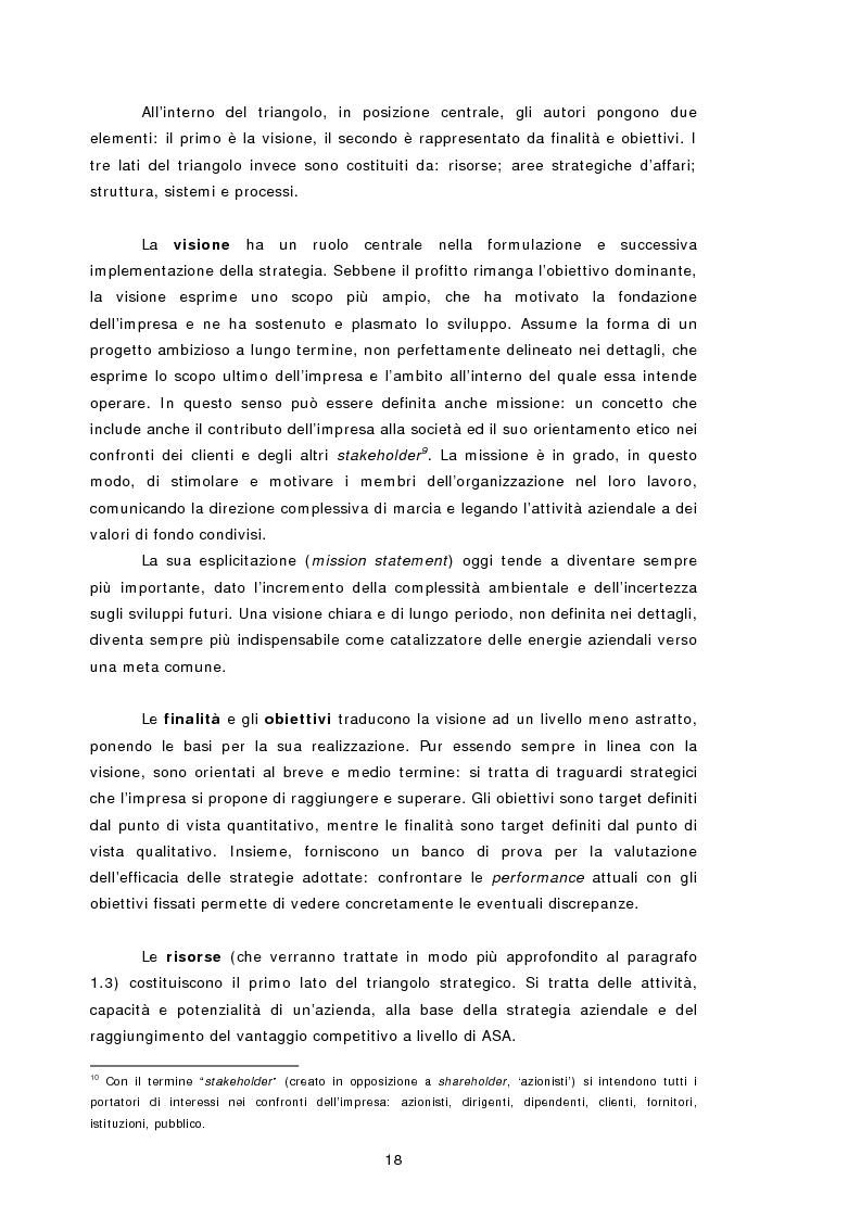 Anteprima della tesi: Relazioni pubbliche e vantaggio competitivo. I casi Diesel e Benetton, Pagina 11