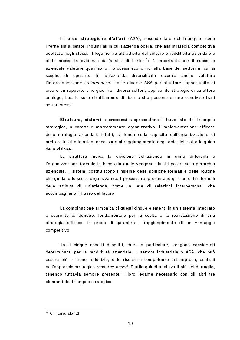 Anteprima della tesi: Relazioni pubbliche e vantaggio competitivo. I casi Diesel e Benetton, Pagina 12
