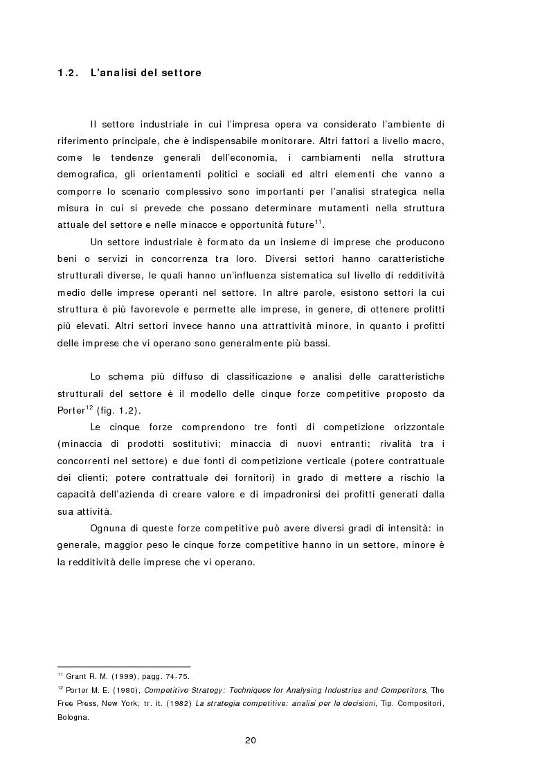 Anteprima della tesi: Relazioni pubbliche e vantaggio competitivo. I casi Diesel e Benetton, Pagina 13