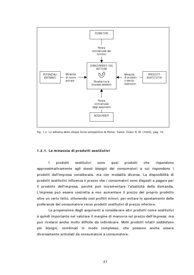 Anteprima della tesi: Relazioni pubbliche e vantaggio competitivo. I casi Diesel e Benetton, Pagina 14