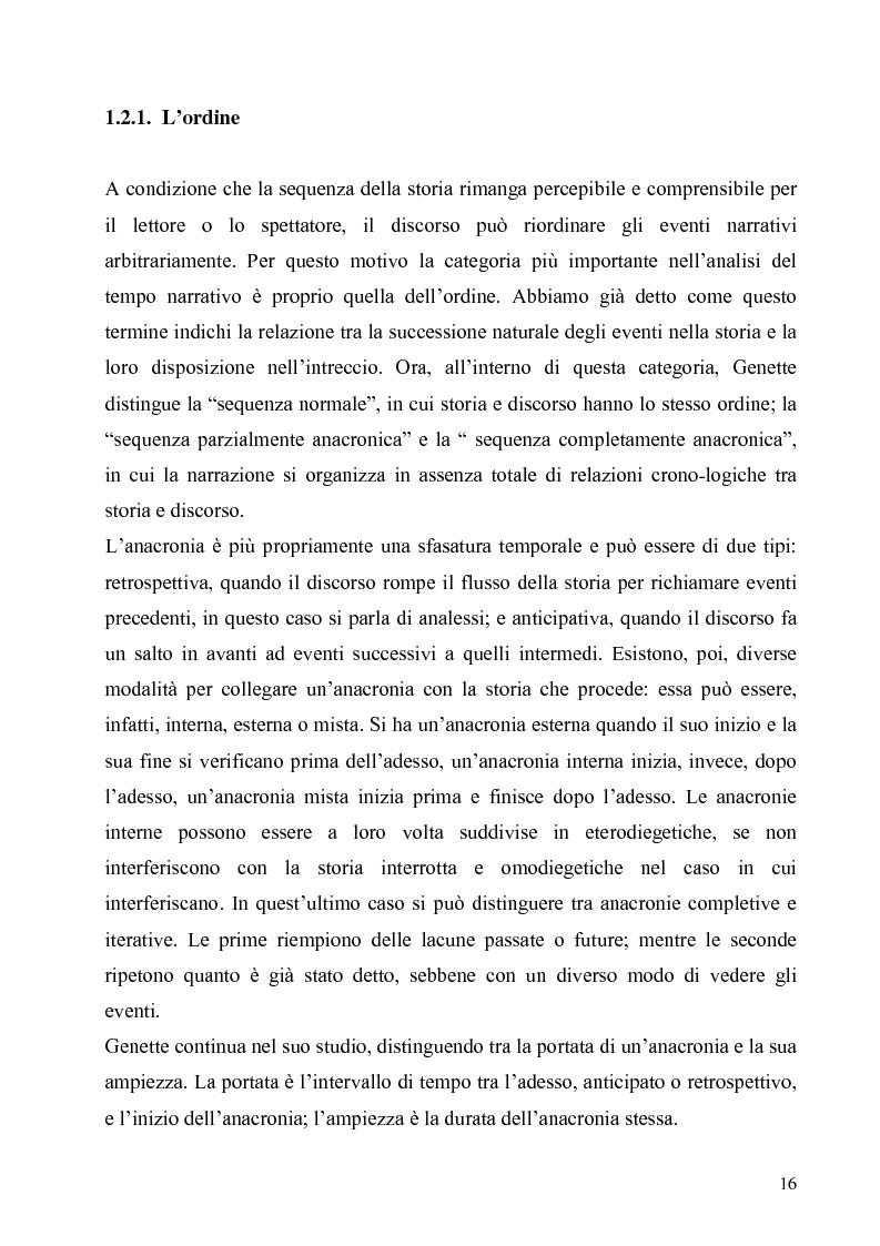 Anteprima della tesi: Lo spazio e il tempo nel cinema di Alain Resnais: Hiroshima mon amour, L'année dernière a Marienbad e Muriel., Pagina 13