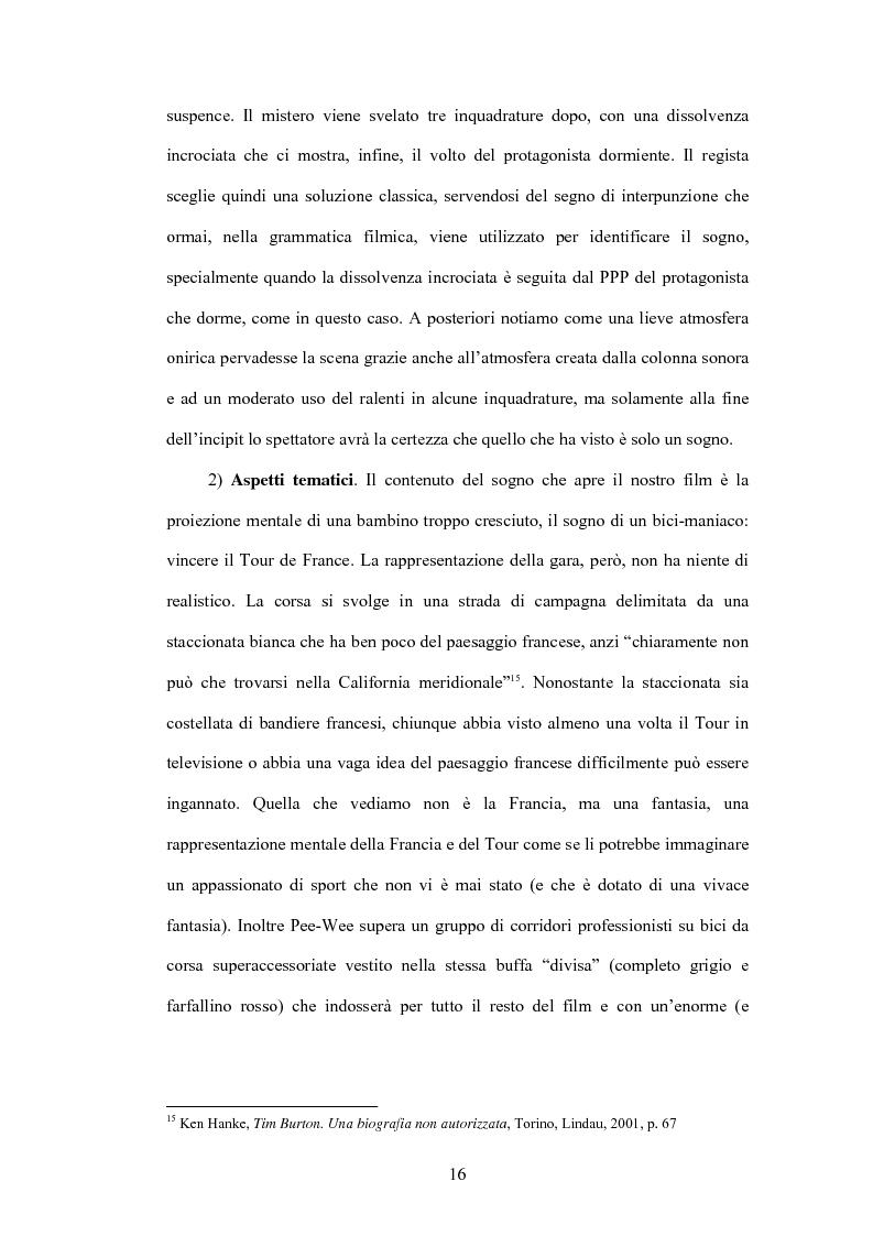 Anteprima della tesi: La fiaba autoriflessiva: il cinema di Tim Burton, Pagina 14