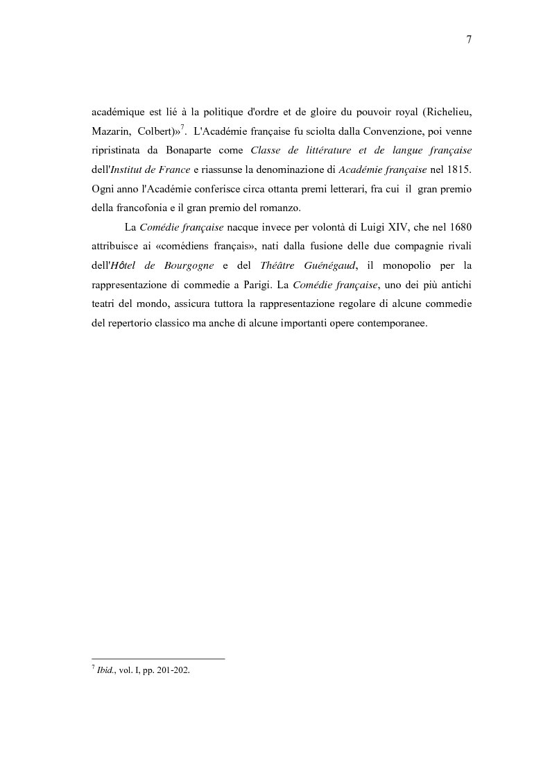 Anteprima della tesi: L'exception française, Pagina 4