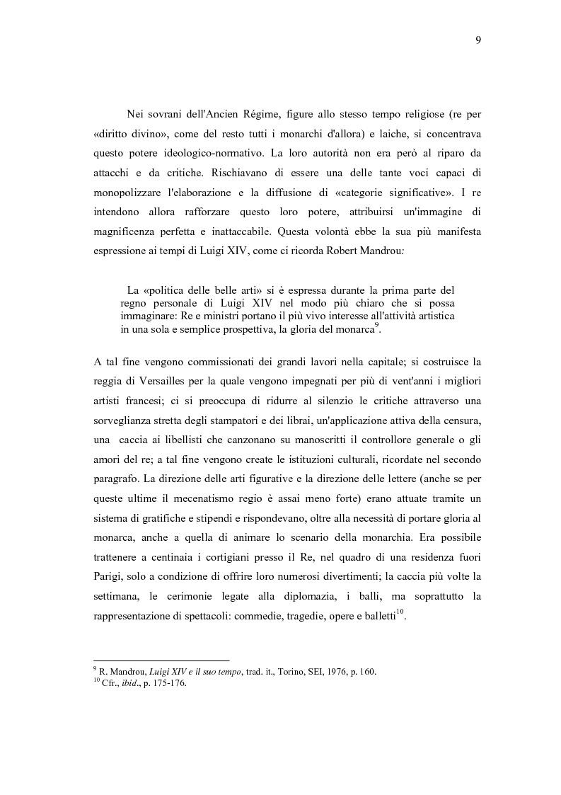 Anteprima della tesi: L'exception française, Pagina 6