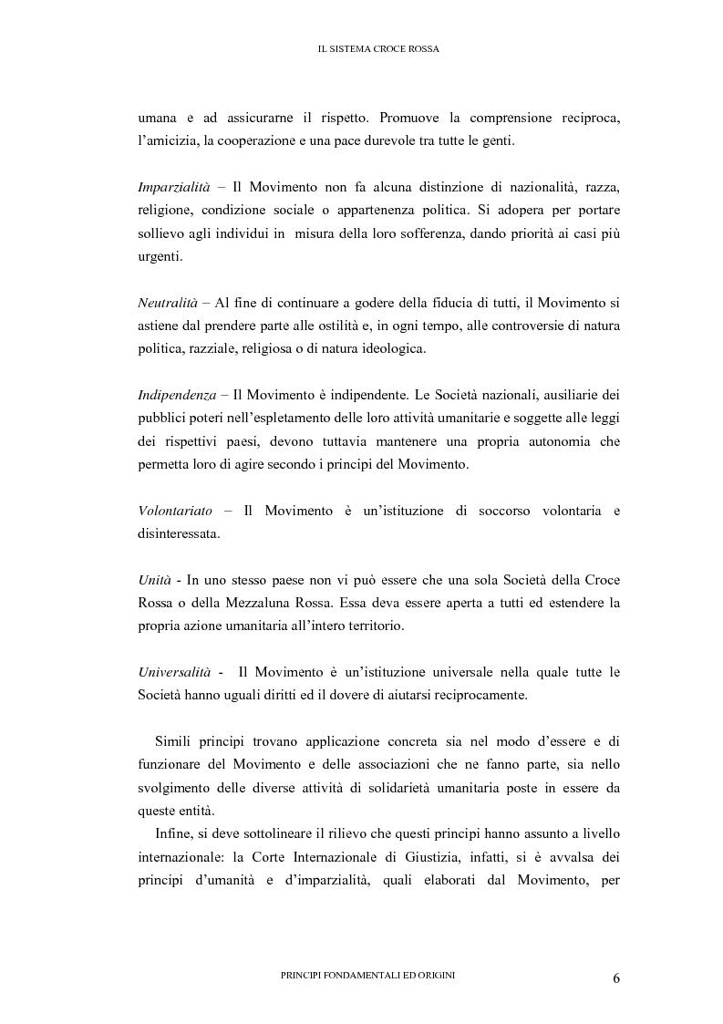 Anteprima della tesi: La tutela internazionale del simbolo di Croce Rossa, Pagina 5
