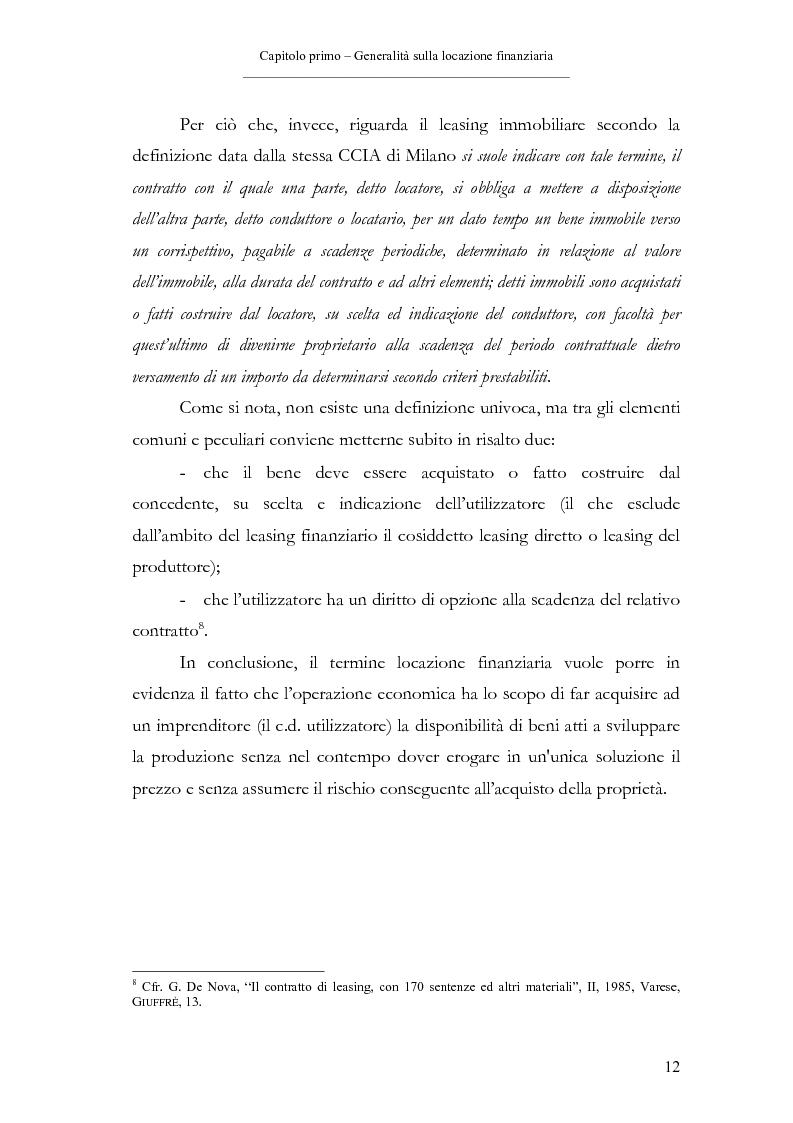 Anteprima della tesi: Il contratto di leasing, Pagina 12