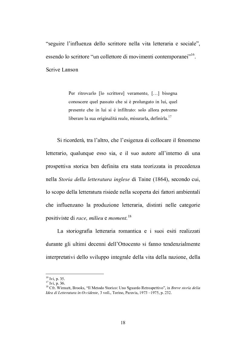 Anteprima della tesi: Inventing Ireland. Problemi di storiografia letteraria, Pagina 15